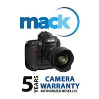 Mack 5 Year Digital Still Camera Warranty (for cameras with a retail value of up to $1000.00) image