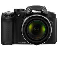 Nikon Coolpix P510 16.1 Megapixel Digital Camera, Black - Refurbished by Nikon U.S.A.