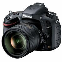 Nikon D600 Digital SLR Camera Kit with Nikon 24-85mm f/3.5-4.5G ED AF-S VR Lens - Refurbished by Nikon U.S.A.