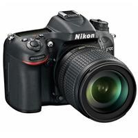 Free Camera bag, Rechargeable battery and Lexar 16GB memory card with Nikon D7100 DX-format Digital SLR Camera with 18-105mm VR Lens, 24.1 Megapixel, DX-format CMOS, 51 Point AF, Black + 2% rewards