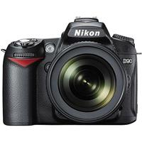 Nikon D90 Digital SLR Camera Kit with AF-S DX NIKKOR 18-105mm f/3.5-5.6G ED VR Lens + 2% rewards