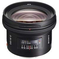 20mm f/2.8 Alpha A DSLR Mount Wide Angle Lens Product image - 40