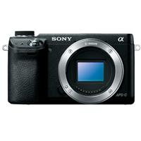 Sony Alpha NEX-6 Compact Body.
