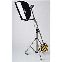 SL-160 Heavy Duty Boom Light Kit, Versalight J-160 Strobe with Soft Box & Boom Kit Product image - 276