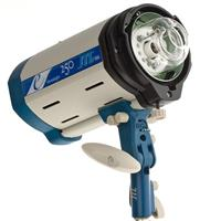 Versalight E-250, 250 Watt Monolight Strobe, with Aluminum Alloy Housing Product image - 397