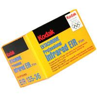 Kodak Ektachrome Professional Infrared EIR Color Slide Film ISO 100/200, 35mm Size, 36 Exposure, Transparency - USA image