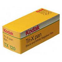 Kodak Tri-X Pan 320, TXP 120 Black & White Negative Film ISO 320, 120 Size, USA image