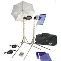 TO GO 95 Kit, Quartz Lighting Outfit, with LB-35 Soft Case GO-95LBZ Product image - 131