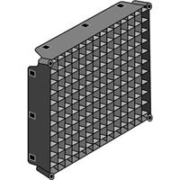 40 deg. x 40 deg. Fabric Egg Crate Grid for the Rifa-Lite 66. Product image - 352