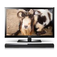 "LG Electronics 42LM3700 42"" LED LCD Cinema 3D TV with Sound Bar"