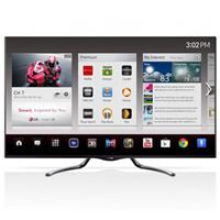 "LG 47GA6400 47"" Class 1080p Edge LED 3D Google TV, TruMotion 120hz Refresh Rate, 6 Sound Modes, Dual Core Processor, Triple XD Engine"