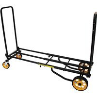 Rock N Roller MultiCart R8 Mid Transporter with Molded Rear Wheels, Load capacity: 500 lbs./32 cu. f Product image - 450