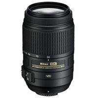 Nikon 55-300mm f/4.5-5.6G ED AF-S DX VR II Vibration Reduction Lens - Refurbished by Nikon U.S.A.