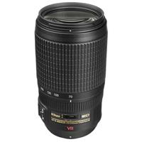70-300mm f/4.5-5.6G ED-IF AF-S VR Vibration Reduction Zoom Nikkor Lens - U.S.A. Warranty Product picture - 539