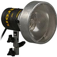 CL Continuous Open Face Light, 500 Watt Constant Light with Two 250 watt Quartz Bulbs Product image - 502