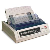 OKI Microline 320T, 9-Pin Turbo Dot Matrix Impact Printer, for All Invoice Printing Needs. image