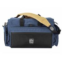 Blue DV Organizer Field Production Bag with Universal Cradle for Most Mini DV Cameras & Accessor Product image - 249