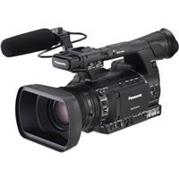 "Panasonic AG-AC130A AVCCAM 1/3"" Hand-Held Production Camcorder with Focus Assist and Turbo Speed Auto Focus"