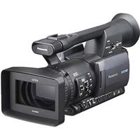 "Panasonic AG-HMC150 Professional 3-CCD Handheld AVCCAM Camcorder, Leica 13x Wide-Angle Optical Zoom, 3.5"" LCD Monitor, SD/SDHC Memory Card Slot AVCHD."