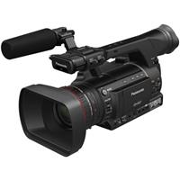 "Panasonic AG-HPX250 2.2MP P2 HD Hand-Held Camcorder, 22x Optical Zoom, 3.45"" LCD Monitor, Dual P2 Card Slots, USB 2.0"
