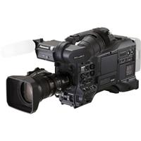 "Panasonic AG-HPX370 Series P2 HD Camcorder with 17x Lens, 1/3"" 2.2MP 3-MOS Sensors, 1920x1080 Resolution, 2/3"" Lens Compatibility"