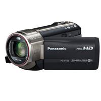 Panasonic HC-V720 Live Streaming HD Camcorder, 21x Optical/50x Intelligent Zoom, Wi-Fi, 20.4MP Still Photo, Hybrid OIS in Five Axises