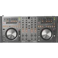 Pioneer DDJ-T1 DJ Software Controller for Traktor, 4-Channel Deck Control