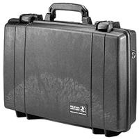 "1490cc2 Watertight Hard 17"" Computer Case with Lid Organizer, Hi-Density Pick N Pluck Foam &amp Product image - 555"