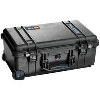 1510 On Watertight Hard Case without Foam Insert, with Wheels. - Charcoal Black Product image - 563