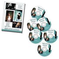PhotoVision Digital Portrait Techniques, 6 Tutorial DVD's featuring Leading Digital Photographers image