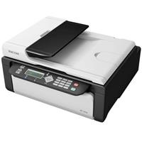 Ricoh Aficio SP 100SFe Black & White Multifunction Printer, 10000 Pages Duty Cycle, 1200 x 600 dpi Print Resolution