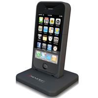 Spyder Digital PowerShadow i4 Battery Case & Charge/Sync Dock for iPhone 4/4S