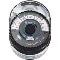L-208 Twinmaster Compact Incident / Reflected Light Meter Product image - 647