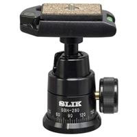 SBH-280E Ball Head with Quick Release, Maximum Load 15 Lbs - Black Product image - 632