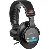Sony MDR-7506 Professional Folding Headphones.