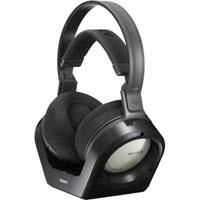 Sony 900Mhz Analog Wireless FM Frequency Stereo Headphones, 150' Effective Distance. image
