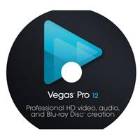Sony Vegas Pro 12 Video Editing Software - Slipcase Packaging