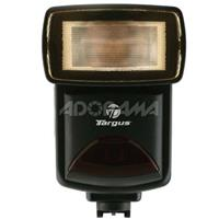 Targus DL-80 Professional Zoom Auto TTL Flash for Panasonic & Olympus Digital Cameras, Guide Number (ISO 100) 32 m / 100 ft. image