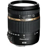 Tamron 18-270mm F/3.5-6.3 DI-II VC PZD Piezo Drive Ultrasonic Motor Aspherical (IF) AF Zoom with Macro, for Canon EOS Digital SLRs