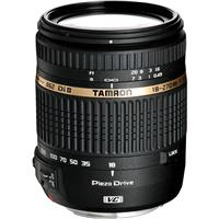 Tamron 18-270mm F/3.5-6.3 DI-II VC PZD Piezo Drive Ultrasonic Motor Aspherical (IF) AF Zoom with Macro, for Nikon AF Digital SLRs with APS-C Sensors, USA