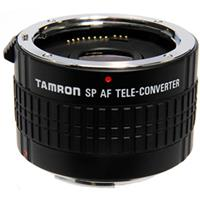 SP AF 2x Teleconverter with Case for Nikon AF D - U.S.A. Warranty Product image - 291