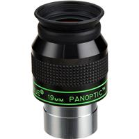 "19mm Panoptic 1.25"" Wide Angle Eyepiece with 68 Degree Field of View. Product image - 336"