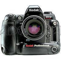 Kodak Dcs Pro 14n Digital Camera W/bx image