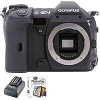 Olympus E-1 Digital Pro Slr W/accs,bx. image