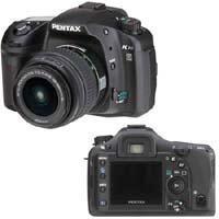 Pentax K10d Digital Slr W/accs,wr,bx. image