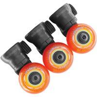 Cinetics MiniSkates Set: 3 Wheels + Case