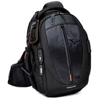 Vanguard Up-Rise 34 Sling Bag, Backpack Holds 1 DSLR Camera with Attached Lens, 2 Extra Lenses, Flash and Accessories