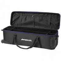 Westcott Spiderlite Deluxe Travel Case with Wheels image