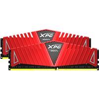 ADATA XPG Z1 16GB (2x 8GB) 288-Pin DDR4 (PC4-28800) Heatsink Dual Channel  Desktop Memory Module Kit, CL=17, 3600Mhz Speed, 1 35V, Red