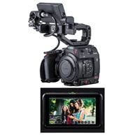 Canon Atomos C200+ Shinobi Cine Bundles Savings   Adorama